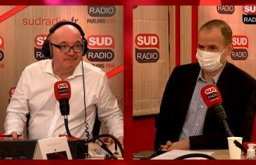 Didier Testot Fondateur de LA BOURSE ET LA VIE TV, Sud Radio avec Philippe David 6 février 2021