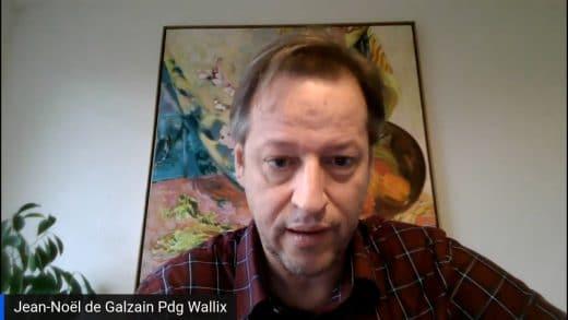 Jean-Noël de Galzain Pdg Wallix (Tous droits réservés 2021)