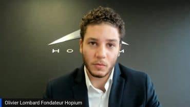 """Olivier Lombard Fondateur Hopium : """"Nous sommes concentrés sur la roadmap"""" : Hopium est dédié aux voitures roulant à l'hydrogène"""