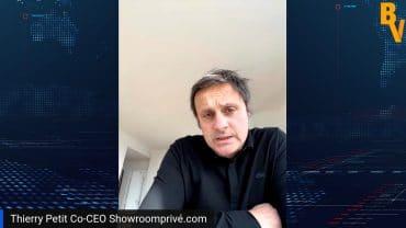 """Thierry Petit Co-CEO Showroomprive.com : """"Nous sommes dans un momentum extrêmement positif"""" : Après un exercice 2019 difficile la crise sanitaire lié au Covid-19 a changé la donne pour Showrroomprivé.com"""