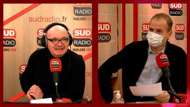 Didier Testot Fondateur de LA BOURSE ET LA VIE TV, Sud Radio avec Philippe David 13 février 2021
