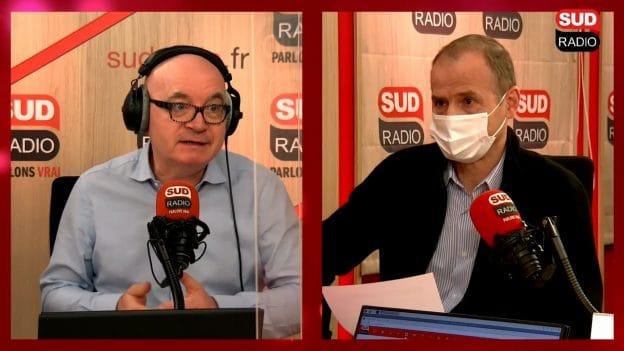 Didier Testot Fondateur de LA BOURSE ET LA VIE TV, Sud Radio avec Philippe David 17 avril 2021