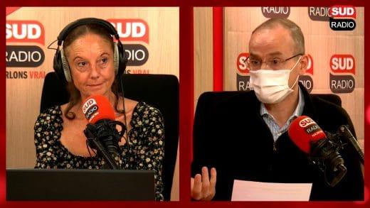 Didier Testot Fondateur de LA BOURSE ET LA VIE TV, Sud Radio avec Laurence Garcia 22 mai 2021)