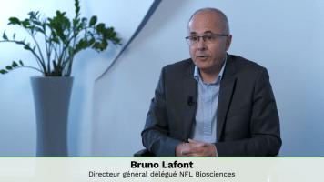 Bruno Lafont Directeur général délégué NFL Biosciences