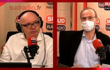 Didier Testot Fondateur de LA BOURSE ET LA VIE TV, Sud Radio avec Philippe David 26 juin 2021)