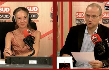 Didier Testot Fondateur de LA BOURSE ET LA VIE TV, Sud Radio avec Laurence Garcia 17 juillet 2021)