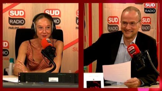 Didier Testot Fondateur de LA BOURSE ET LA VIE TV, Sud Radio avec Laurence Garcia 31 juillet 2021)