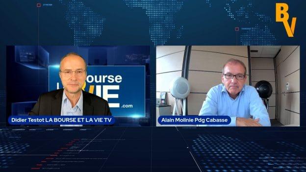 Alain Molinié Pdg Cabasse Group (Tous droits réservés 2021 www.labourseetlavie.com)