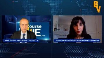 """Laurence Elkoubi Directeur de Clientèle Privée chez Bordier & Cie France : """"Nous avons surpondéré notre poche de liquidités"""""""