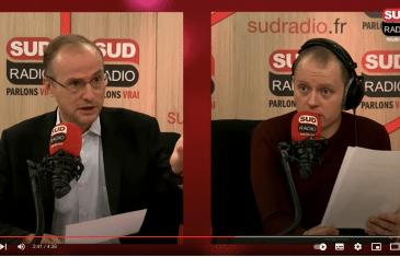 Didier Testot Fondateur de LA BOURSE ET LA VIE TV, Sud Radio avec Jean-Marie Bordry 2 octobre 2021)